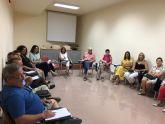 La concejala de Servicios Sociales e Inmigración se reúne con las asociaciones sociosanitarias que operan en el municipio de Torre Pacheco