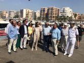 Los puertos deportivos acogen 180 actividades náuticas para ampliar la oferta turística de la Región durante el verano