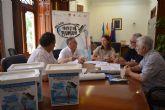 Ayuntamiento e Hippocampus firman un convenio para el desarrollo del proyecto Plumbum