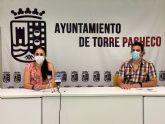 Torre Pacheco pone en marcha el Servicio de Apoyo a Cuidadores y Terapias Rehabilitadoras