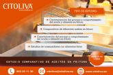 Citoliva consolida su servicio pionero para analizar el comportamiento de aceites en fritura