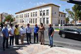 Ordenación urbana en el entorno del antiguo colegio Miguel Medina