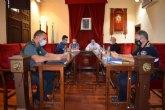 Reunión de la Mesa de Seguridad Local de Mula