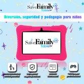 SaveFamily lanza la primera Tablet infantil con doble sistema de control parental
