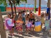Éxito de la Escuela Municipal de Verano, que celebra el Colectivo