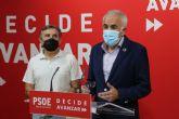 El PSRM denuncia la poca decencia del PP al utilizar un concejal tránsfuga para asaltar el poder en el Ayuntamiento de Fortuna