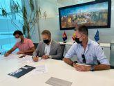 Convenio entre IFEPA y el Ayuntamiento de Torre-Pacheco