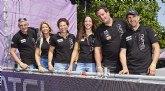 Avatel acude a la Baja Aragón con cinco coches e importante presencia femenina