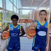 Raquel Arnaldos y Natalia López, de Molina Basket, convocadas con la Selección Espanola