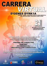 Carrera Virtual D'GENES DYRK1A