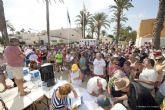 Una nueva movilización alza la voz en la defensa del Mar Menor