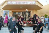 Una ofrenda floral y la tradicional procesión rendirán honores a San Ginés de la Jara