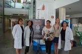 La campaña contra el mal uso de toallitas húmedas llega al Hospital Los Arcos