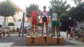 Victor P�rez segundo junior en la II marcha bxm Sierra del Gigante en la Parroquia