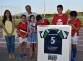 La Liga de Fútbol Juega Limpio, organizada por la Concejalía de Deportes, pasará a llamarse esta nueva temporada Liga de Fútbol Enrique Ambit Palacios