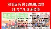 Las Fiestas vuelven a Lo Campano por segundo año consecutivo