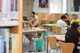 Apertura extraordinaria de la biblioteca desde este sábado en la UPCT para preparar los exámenes de septiembre