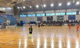 Zambú CFS Pinatar, en su segundo partido de pretemporada, cae derrotado por 3 - 11 ante el Irefrank Elche CF Sala