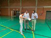 El Ayuntamiento finaliza la nueva cubierta del pabellón de Javalí Viejo-La Ñora e inicia el acondicionamiento del campo de fútbol