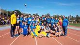 Los Atletas Sub16 del UCAM Cartagena vuelven al Nacional de clubes