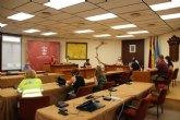 Responsables de la consejer�a de Salud explican la situaci�n actual de la Covid-19 en Alhama