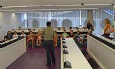 Los alumnos de 2° de Primaria del colegio 'Susarte' conocen el Ayuntamiento