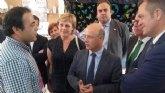 La concejal de Artesan�a asiste al acto de inauguraci�n de la 33ª edici�n de la Feria de Artesan�a de la Regi�n de Murcia (FERAMUR)
