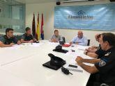 La Junta Técnica de Seguridad se reúne para estudiar la organización de labores preventivas y actuaciones en el municipio