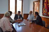 COEC se reúne con el Ayuntamiento de Fuente Álamo