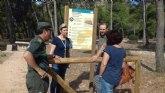 La Comunidad remodela y mejora todas las zonas de acampada y recreativas del Parque Regional de Sierra Espuña