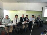 La Región de Murcia expone en Sevilla su sistema de saneamiento y depuración