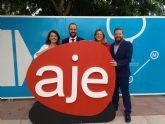 La Comunidad y AJE lanzan una nueva edición de 'Murcia Empresa' para ayudar a 650 jóvenes a poner en marcha su negocio
