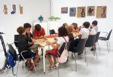 El Centro Párraga programa actividades dirigidas al público infantil para desarrollar su talento y adentrar a sus participantes en el mundo del arte