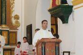Alejandro Cases Ramón, nuevo párroco de la Iglesia Nuestra Señora del Rosario