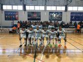 Zambú CFS Pinatar logra ganar en su debut liguero por 7-2 al CDF Brandt Carmonense