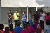 Más de 100 voluntarios colaboran en las tareas de limpieza tras la DANA de semanas pasadas