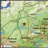 Terremoto de magnitud 2.8 con epicentro en Fortuna