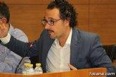 Ciudadanos presenta dos mociones y ruegos al pleno ordinario del mes de septiembre