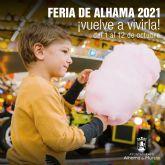 Programa de Feria y Fiestas Alhama 2021