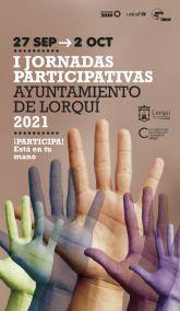 El Ayuntamiento de Lorquí celebra sus primeras jornadas participativas