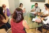 Ayuntamiento e Inserta Empleo impulsan acciones conjuntas para la gestión de acciones de empleo y formación, dirigidas a personas discapacitadas