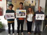 Ya se conocen los ganadores del segundo Concurso de Graffiti, enmarcado dentro de las actividades del Octubre Joven 2016
