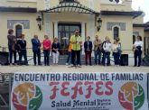 AFEMCE y FEAFES conmemoran el Día Mundial de la Salud Mental con la celebración del XVIII Encuentro Regional de Familias en Cieza