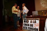 Mañana finaliza el plazo oficial para presentar alegaciones al proyecto modificado de la L�nea de Alta Tensi�n