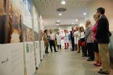 El Hospital de Molina acoge la exposición itinerante sobre los Objetivos de Desarrollo Sostenible de Fundación FADE