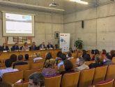 'La empresa será responsable o no será empresa' según Juan José Almagro en una charla ofrecida en la Universidad de Murcia