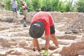 Cambiemos Murcia pide que se reconozcan los derechos de los voluntarios que trabajan en los restos arqueológicos de Monteagudo