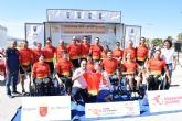 Mazarr�n celebr� la Copa de España de Ciclismo Adaptado con presencia de todos los tipos de bicicletas