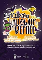 Actividades de Halloween en Beniel