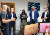 Diego Conesa destaca el esfuerzo del Ayuntamiento de Lorca, que ha puesto en marcha los recursos que debería haber asumido el Gobierno regional desde hace meses